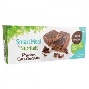 Nutrilett Dark Choco Ateriapatukka 4x60g