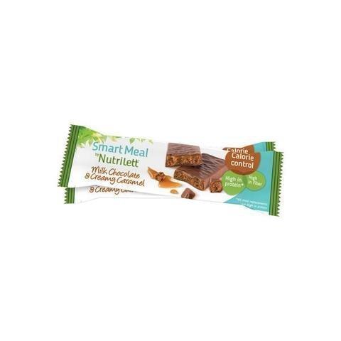 Nutrilett Maitosuklaa-Toffee Patukka