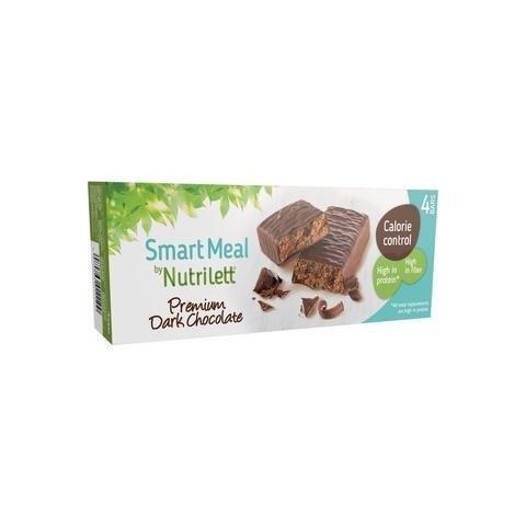 Nutrilett Premium Dark Chocolate Patukka 4-Pack