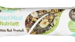 Nutrilett Quinoa Nut Crunch Bar
