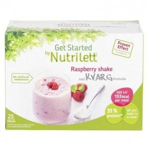 Nutrilett Raspberry Quark Shake Vlcd 25x33g