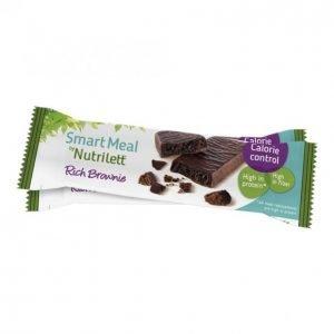 Nutrilett Rich Brownie Ateriapatukka 58g