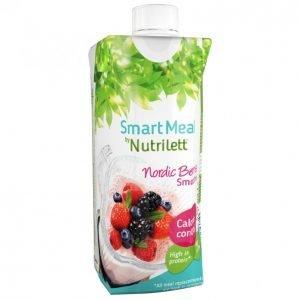 Nutrilett Smoothie Nordic Berries 330ml