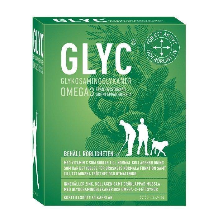 Octean GLYC 60 kapselit