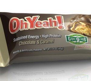 Oh Yeah! Nutrition Oh Yeah proteiinipatukka
