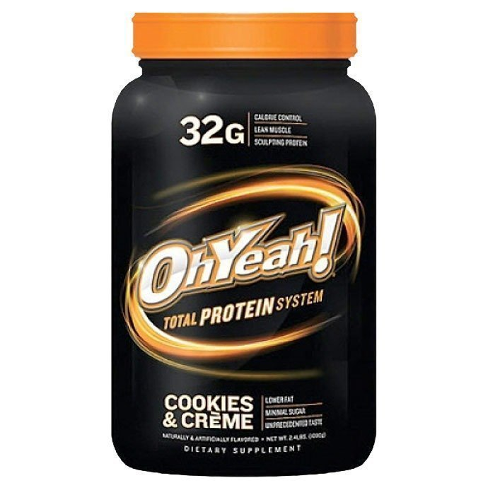 Oh Yeah! Protein 1814g Cookies & Cream