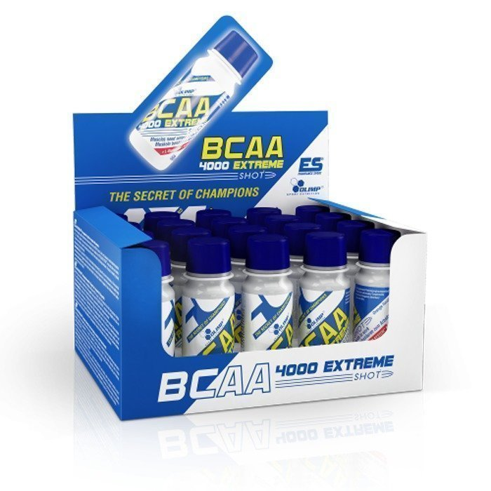 Olimp 20 x BCAA 4000 Extreme Shot 60 ml