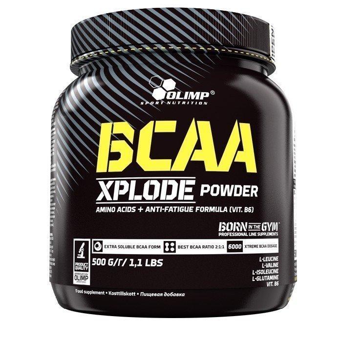 Olimp BCAA Xplode 500 g Appelsiini