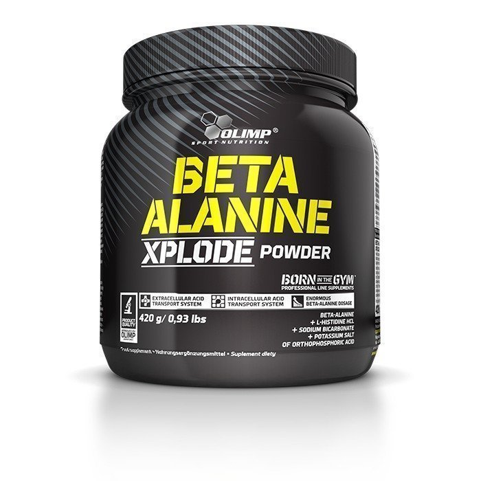 Olimp Beta-Alanine Xplode 420 g Orange