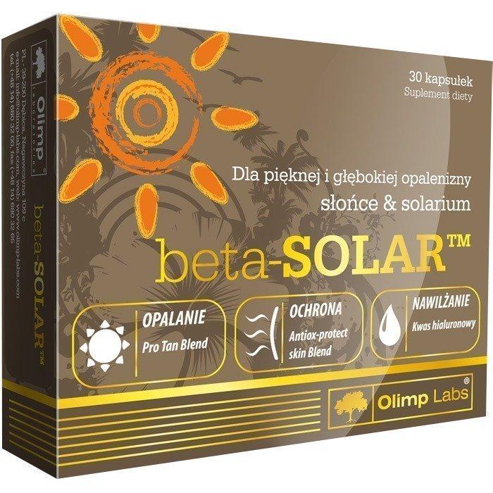 Olimp Beta Solar 30 kapselia