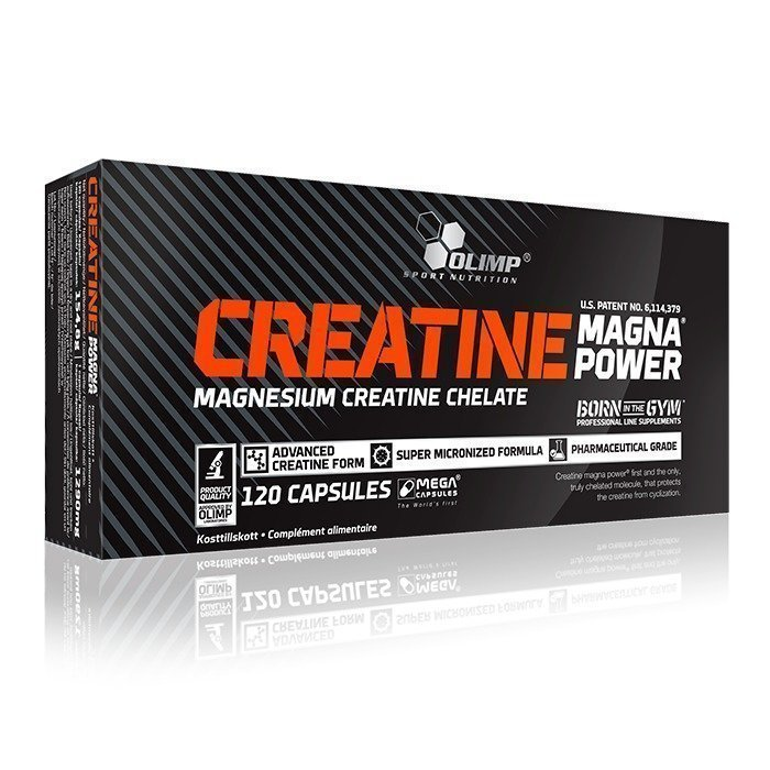 Olimp Creatine MagnaPower 120 caps