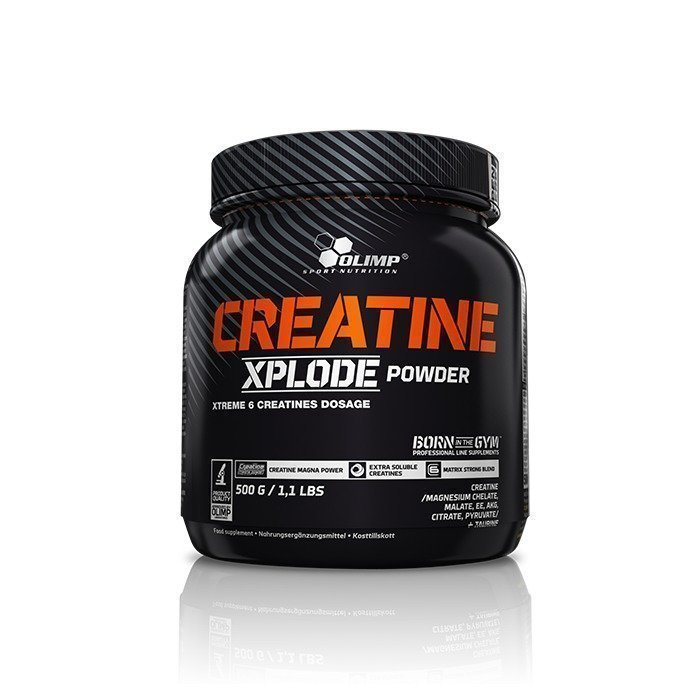 Olimp Creatine Xplode 500 g Grapefruit
