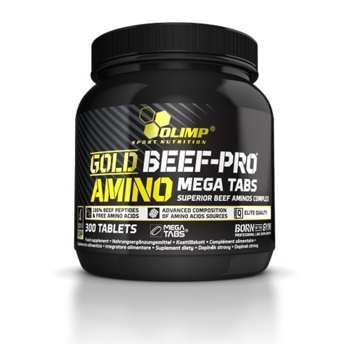 Olimp Gold Beef Pro-Amino 300 tabs