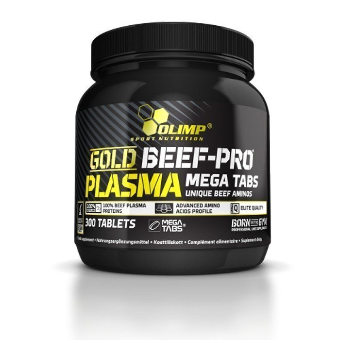 Olimp Gold Beef Pro-Plasma 300 tabs