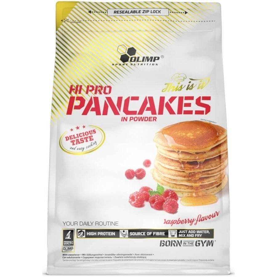 Olimp Hi Pro Pancakes 900 G Gingerbread
