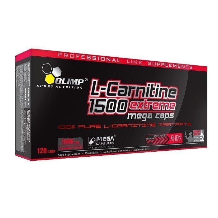 Olimp L-Carnitine 1500 Extreme 120 mega caps