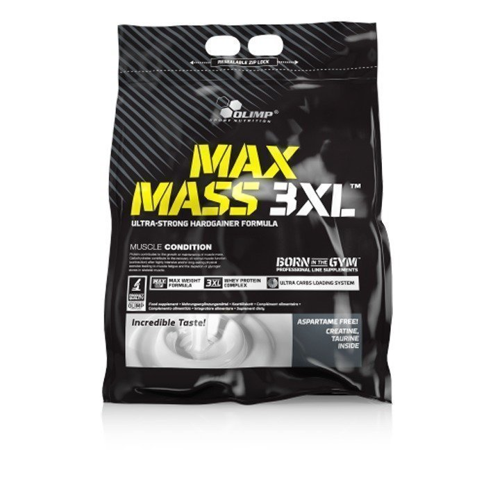Olimp Max Mass 3XL 6 kg Strawberry