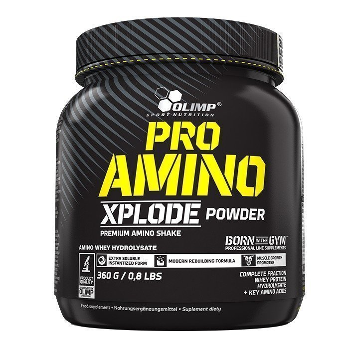Olimp PRO Amino Xplode Powder 360 g Xplosiv Chocolate