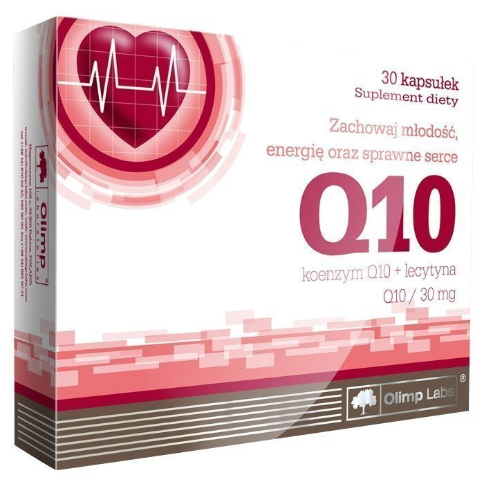 Olimp Q10 Coenzyme 30 kapselia