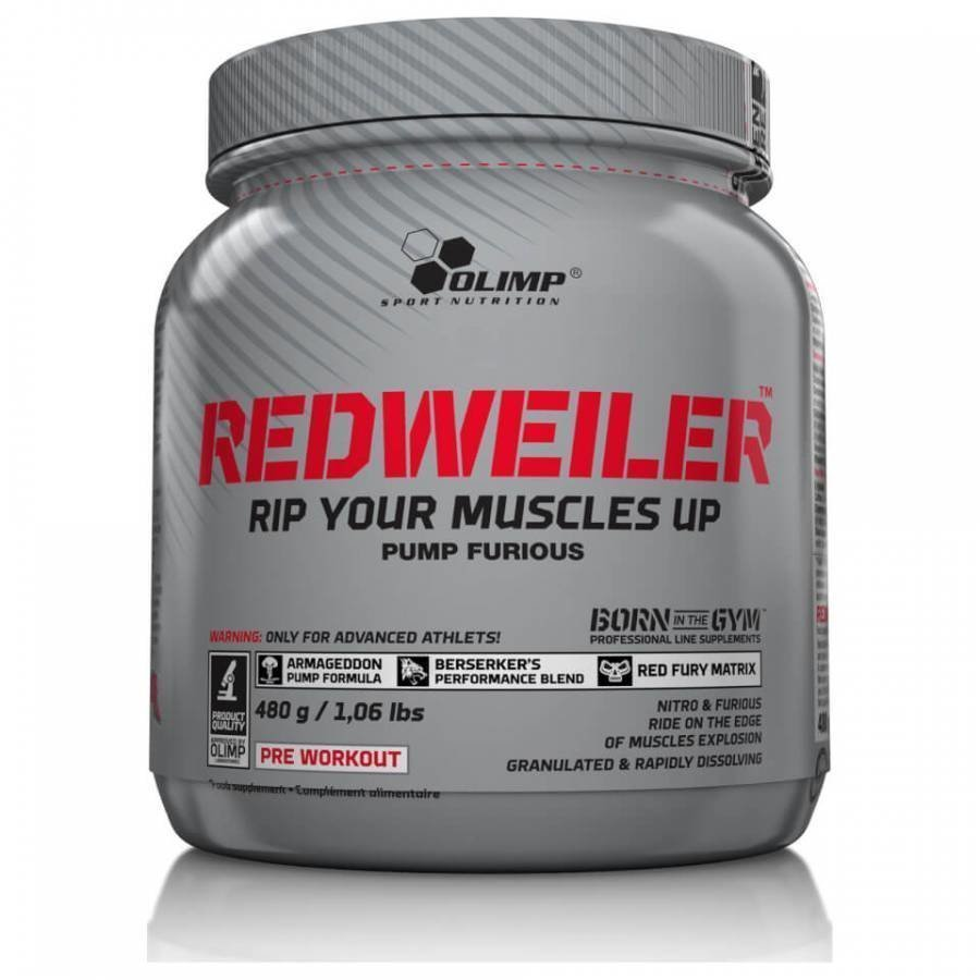 Olimp Redweiler 480 G Berry Punch