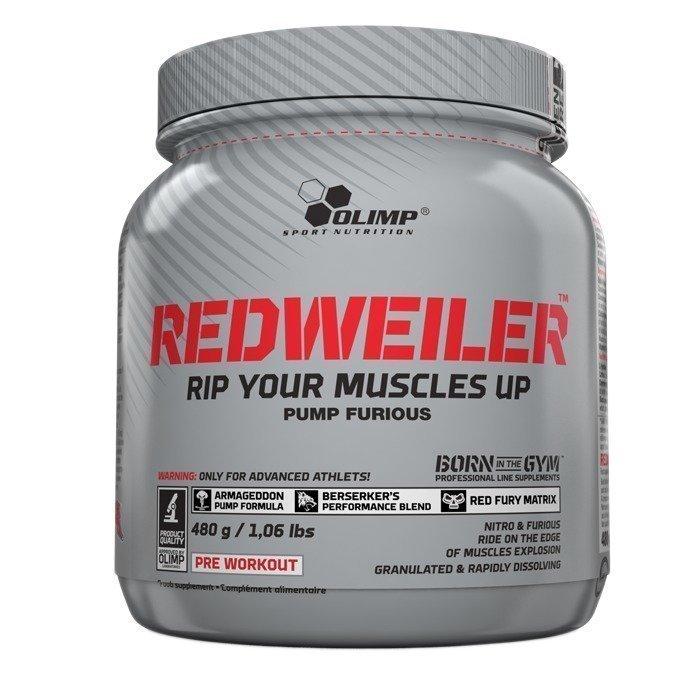 Olimp Redweiler 480 g Cola