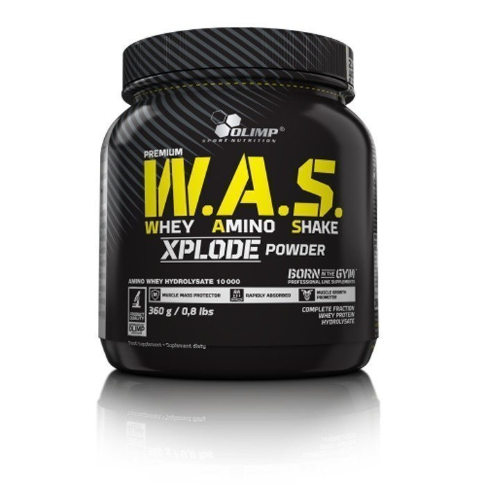 Olimp W.A.S Xplode 360 g Chocolate
