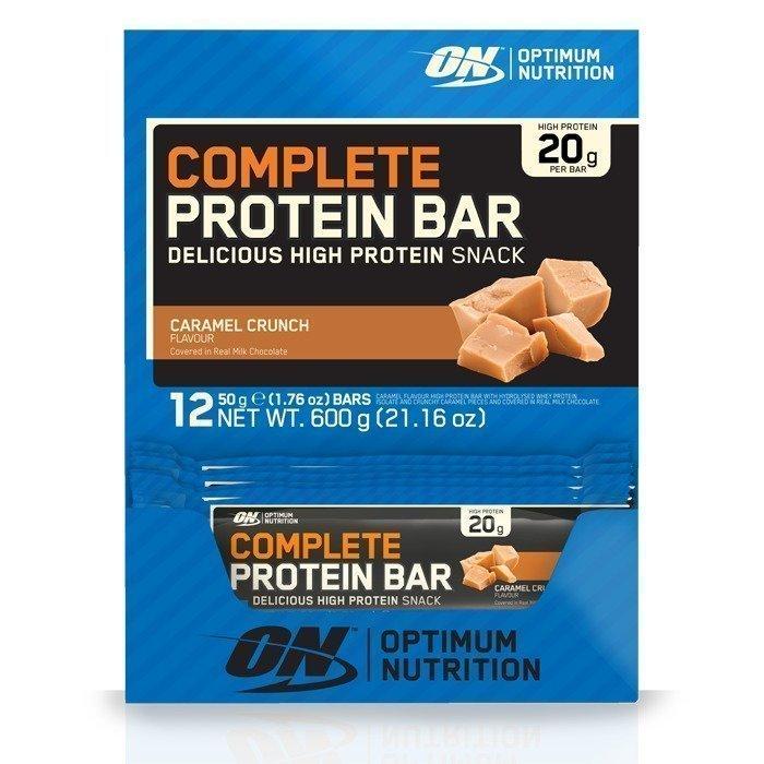 Optimum Nutrition 12 x Complete Protein Bar 50 g