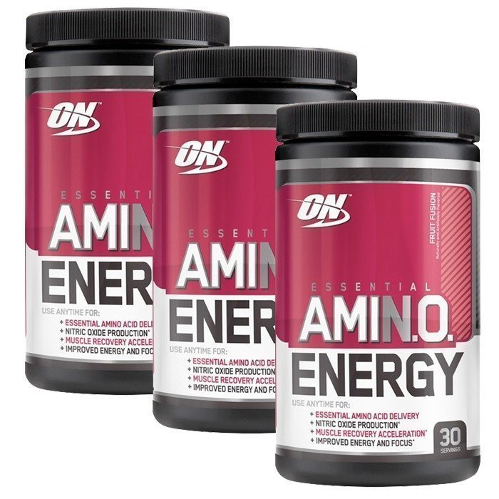 Optimum Nutrition 3 x Amino Energy 270 g