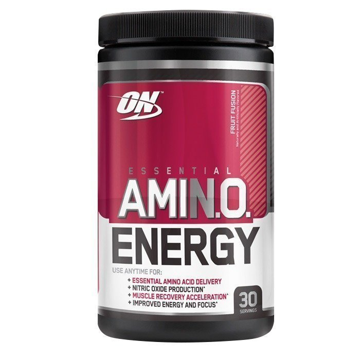 Optimum Nutrition Amino Energy 270 g Lime and Mint Mojito