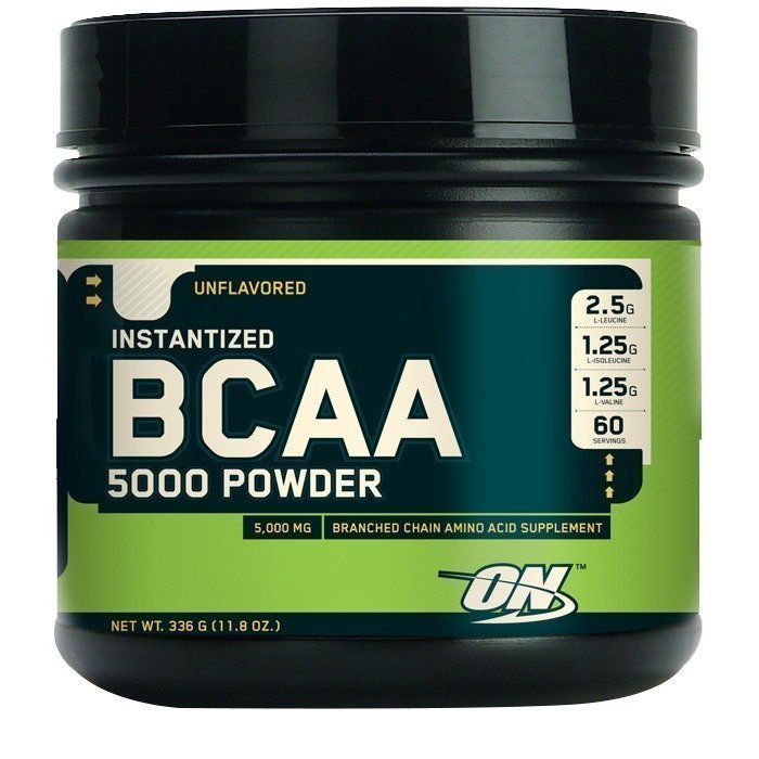 Optimum Nutrition BCAA 5000 336 g