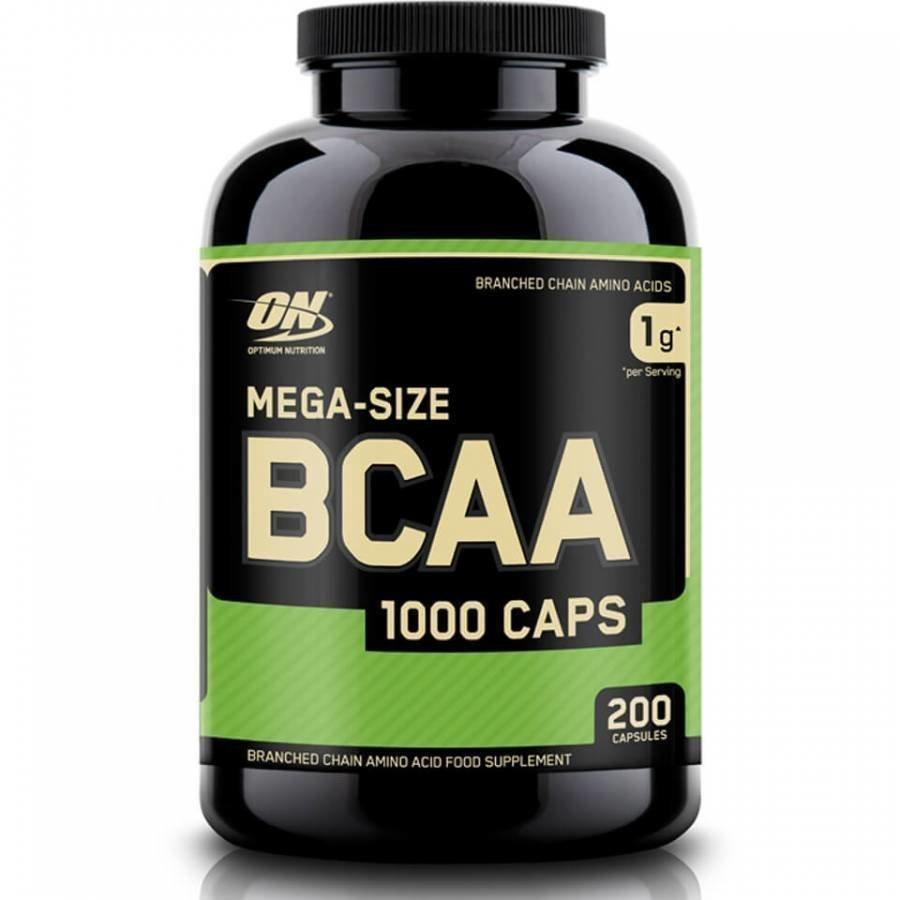 Optimum Nutrition Bcaa 1000 Unflavoured Bottle 200 Capsules 200 Capsules Pullot Maustamaton