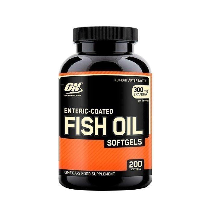 Optimum Nutrition Enteric-Coated Fish Oil