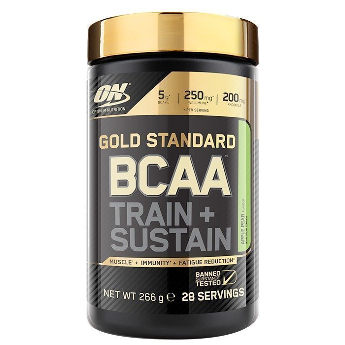 Optimum Nutrition Gold Standard BCAA 28 servings Apple & Pear
