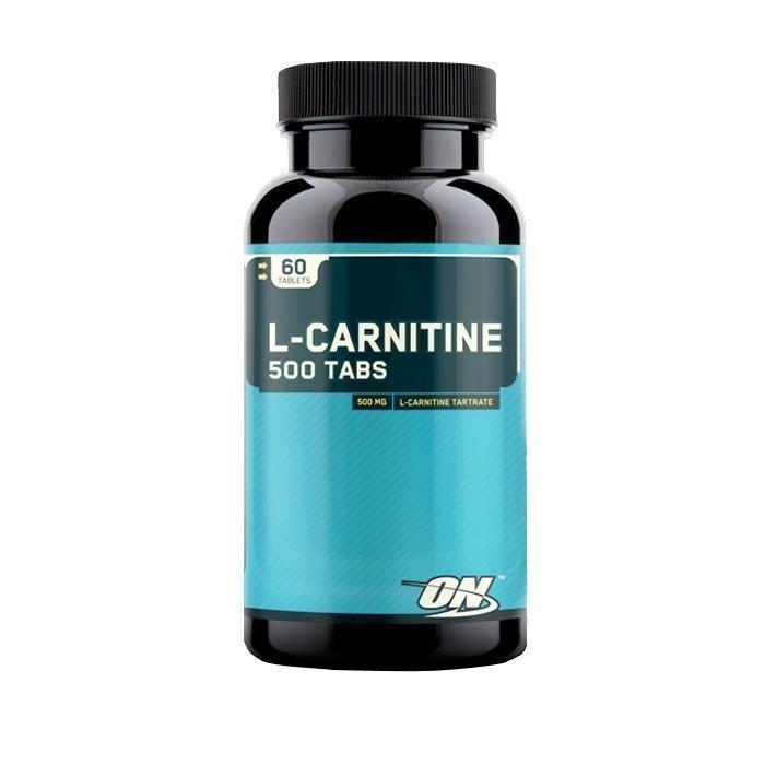 Optimum Nutrition L-Carnitine 500 mg 60 tabs