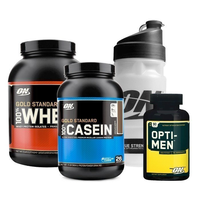 Optimum Nutrition ON Performance Stack +