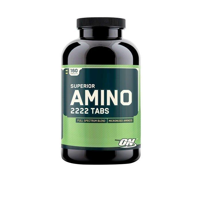 Optimum Nutrition Optimum Amino 2222 320 tabs.