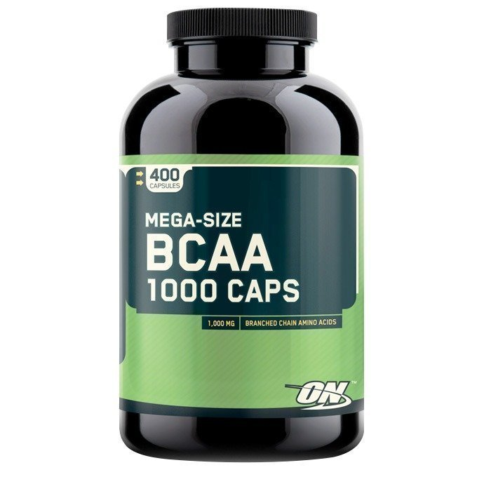 Optimum Nutrition Optimum BCAA 1000 400 kaps.