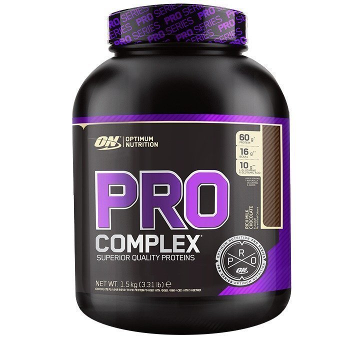 Optimum Nutrition PRO Complex 20 servings Rich Milk Chocolate