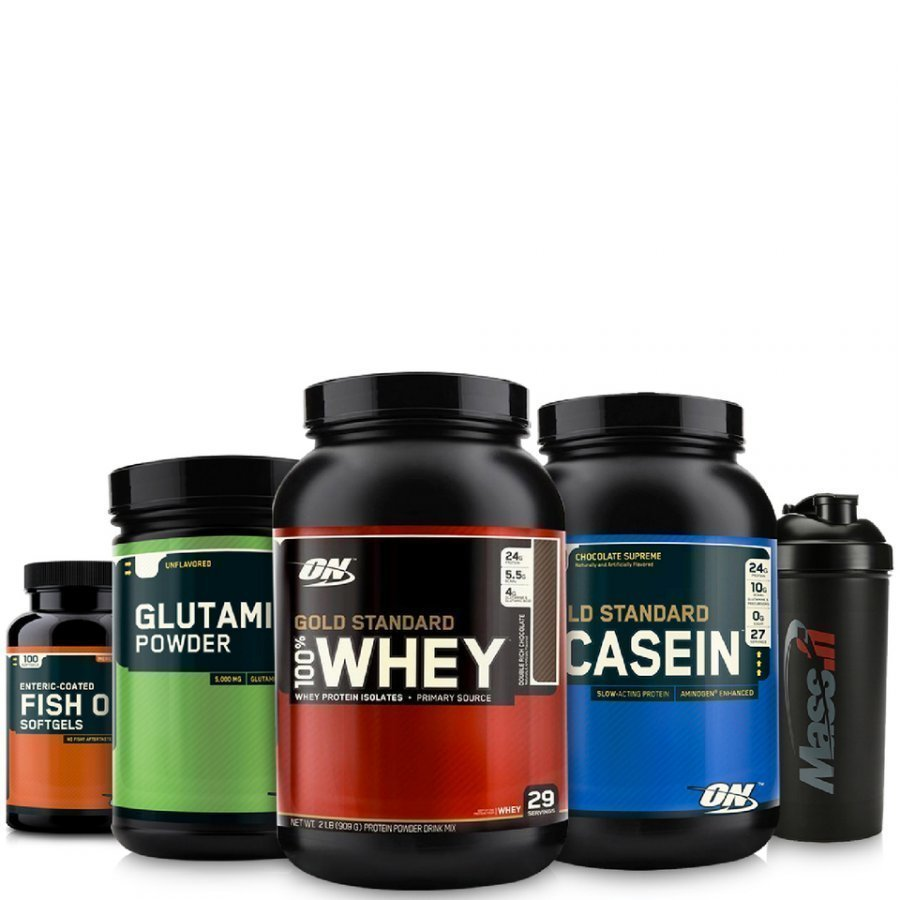Optimum Nutrition Performance Stack Vanilla & Cookies