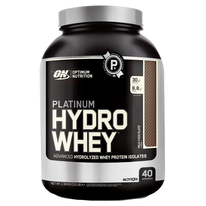 Optimum Nutrition Platinum Hydro Whey 1