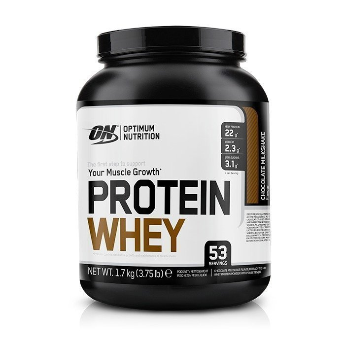 Optimum Nutrition Protein Whey 53 servings Strawberry