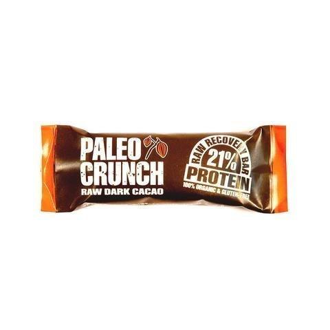 Paleo Crunch Luomu Raaka Proteiinipatukka Kaakao