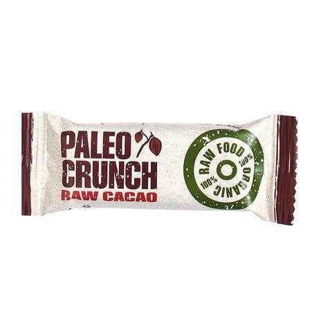 Paleo Crunch Luomu Raakapatukka Kaakao