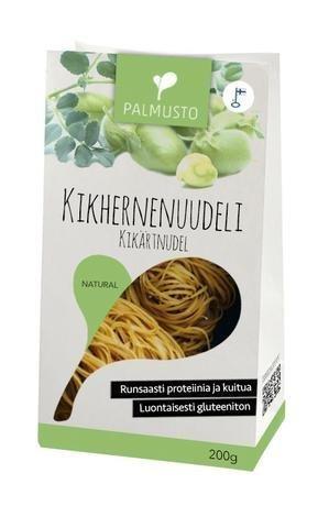 Palmusto Kikhernenuudeli Natural