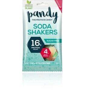 Pandy Proteiinikarkki Soda Shakers