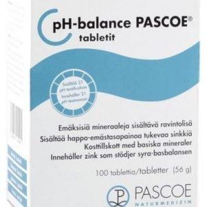 Pascoe Ph-Balance Tabletit