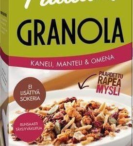 Pauluns Granola Kaneli