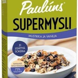 Pauluns Mysli Mustikka & Vanilja