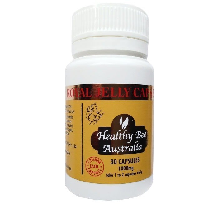 Peking Royal Jelly 1000 mg 30 kapselia