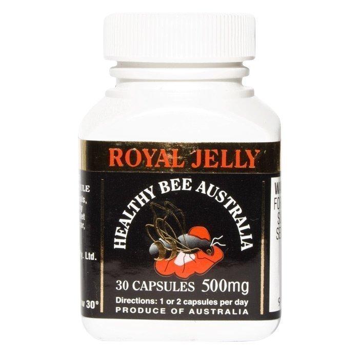 Peking Royal Jelly Mehiläiskuningatarhyytelö 2000 mg 30 ampullia